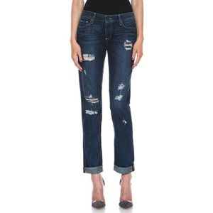 PAIGE Jimmy Jimmy Skinny Distressed in Riot